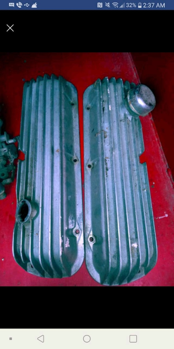 Ford valve covers