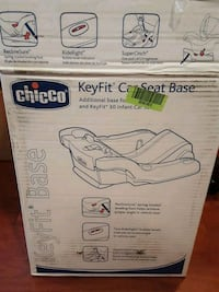 Like new Chicco keyfit Car Seat Base  Vienna, 22180