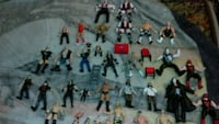 Wrestlers $10 each for big one's and $5 each for small one's Oklahoma City, 73109