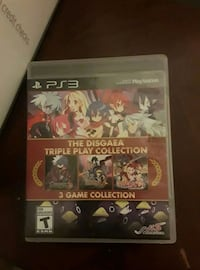 The Disgaea Triple Play Collection Lowell, 01850