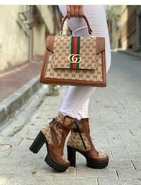 Handbag & Shoes Set Charlotte
