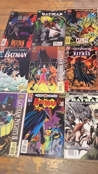 Batman comic Montreal, H3W 2E7