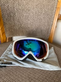 Snowboard goggles only used for one trip to Colorado