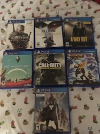 Ps4 games Wilton Manors, 33311
