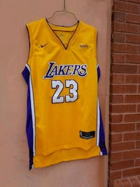 yellow and blue Lakers 24 jersey Fayetteville, 28314