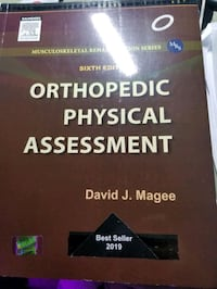 Orthopedic physical assesment Vancouver