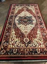 Brand new area rug 2x4 ft price is firm  Mississauga, L5J 4E6