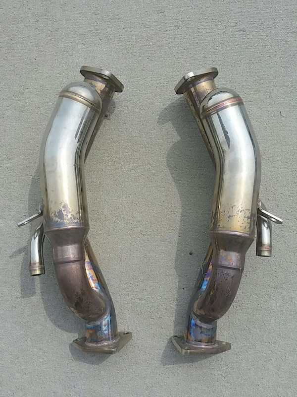 Used Motordyne Exhaust