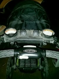 black and gray motor scooter 1491 mi