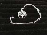 925 tree of life necklace Glen Burnie, 21061