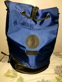 Versace Drawstring Backpack Hamilton, L8G 1Z2
