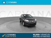 2016 Chevy Chevrolet Trax hatchback LS Sport Utility 4D Gray
