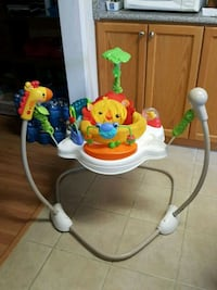 Fisher price jumperoo Mississauga, L5C 3X6