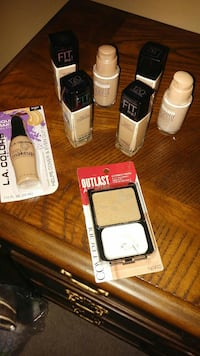 Foundation makeup 5.00 for 1 or 3 for 10.00 I will 933 mi