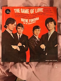 The game of love vinyl  Pasadena, 21122
