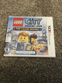 Lego City Undercover The Chase Begins CiB 3129 km