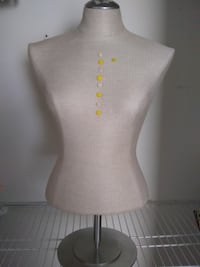 Female 3/4 Torso Tailor Bust/Mannequin with Base COLUMBUS