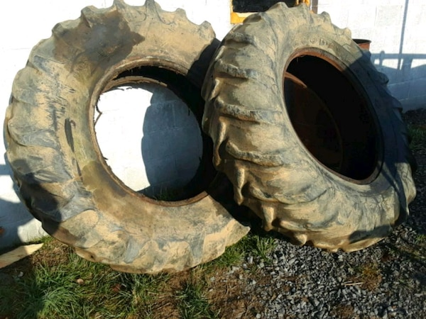 Used Tractor Tires For Sale >> Used Goodyear 16 9 30 Used Tractor Tires For Sale In Athens Letgo