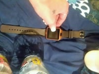 black and brown leather belt Porter, 77365