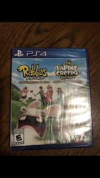 Rabbits invasion ps4 game Newmarket, L3Y 2Z6