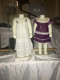 Mexican dresses never used 18 each we have a lot so buy now Visalia, 93291