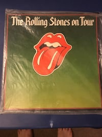1978 Rolling Stones on Tour Book Holmes, 19043