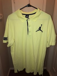 Jordan polo, Size Large Brick, 08723