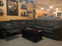 Rooms To Go Sofa Set with Recliner and Sleeper Sofa Lakeland, 33803