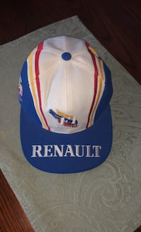 Renault Formula One stitched hat