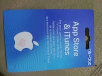 App iTunes card worth $80 selling for $60 Calgary, T2A 4S8