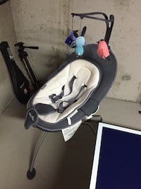 Babymoov Swoon High chair & bouncer