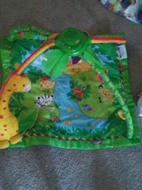 Fisher price jungle play mat Anaheim, 92806
