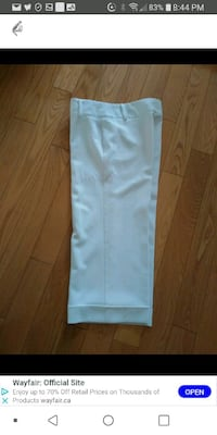 Woman 3/4 pants size 9