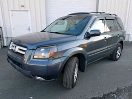 Honda - Pilot - 2006 EXL TV DVD .Leather .sunroof