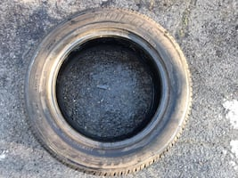 2 Tires Bridgestone RFT BMW