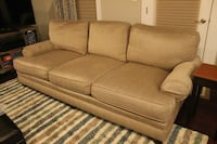 Deep Cushion Lounge 3-seat sofa Kensington, 20895