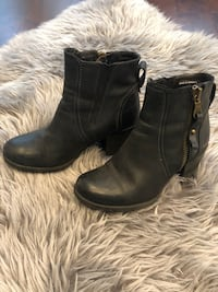 Size 6 ankle boots Vancouver