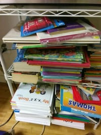 assorted-title book lot Conyers, 30013