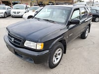 2001 Honda Passport Houston