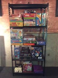 Board Games Lot Courtice