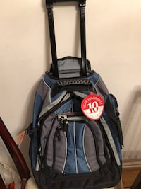 Brand New Backpack with wheels  Coquitlam