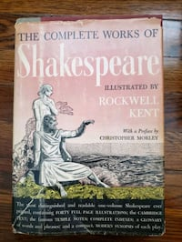 Shakespeare. The Complete Works of Shakespeare.  Fort Lee, 07024
