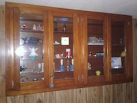 Display wall cabinet Columbia City, 46725