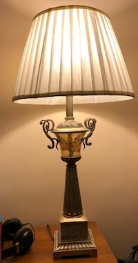 Glass lamps (2)