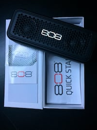 808 Audio XS Wireless Bluetooth Speaker Athens