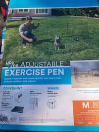 Dog exercise pen Monrovia, 21770