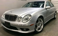 2006 Mercedes E 55 AMG  Sterling, 20166
