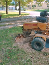 Stump Grinding Service Knoxville