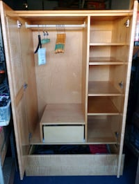 motorcycle accessory cabinet