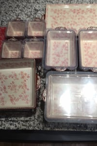 Cookware- Temptations Presentable Ovenware by Tara - great deal!